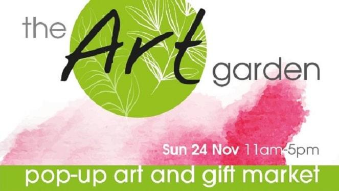 The Art Garden Popup Market