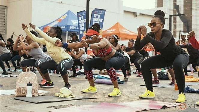 Trove Wellness Summer Fitness Bootcamp