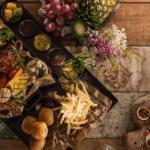 The Food Garden - 3rd Birthday Mexican Affair