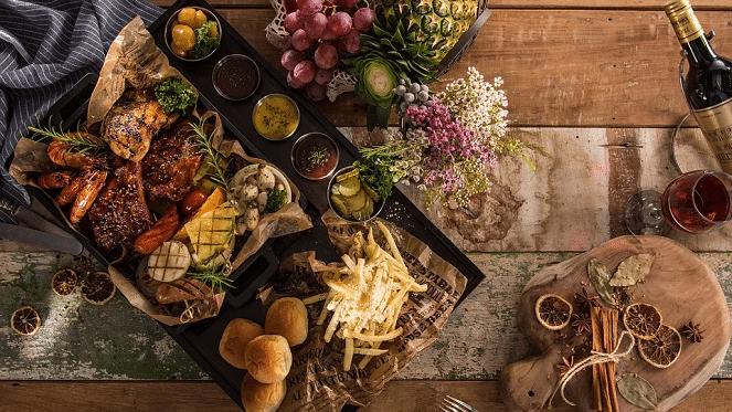 The Food Garden – 3rd Birthday Mexican Affair