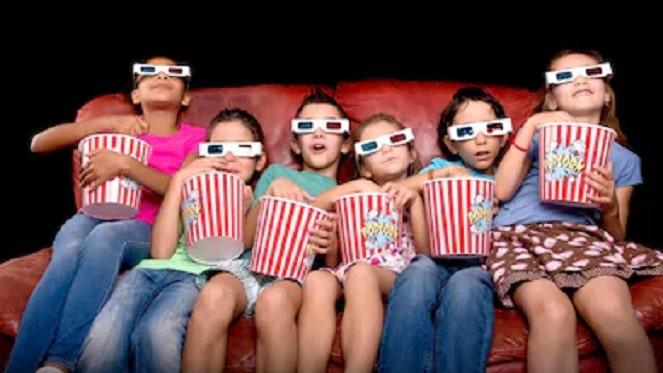 kids film clubs