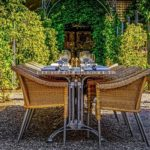 Dining Outdoors - Restaurants With Gardens