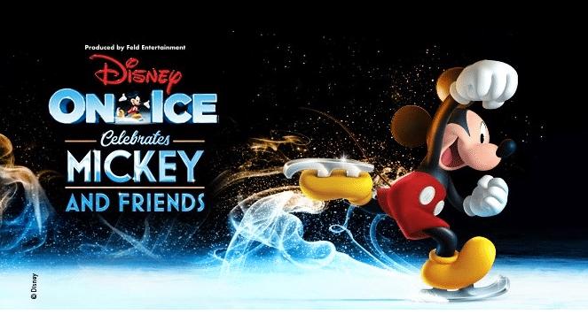 Disney On Ice Celebrates Mickey and Friends Next June!