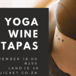 Yoga - Wine - Tapas