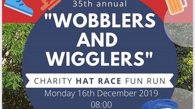 Wobblers & Wigglers Charity Hat Race Fun Run