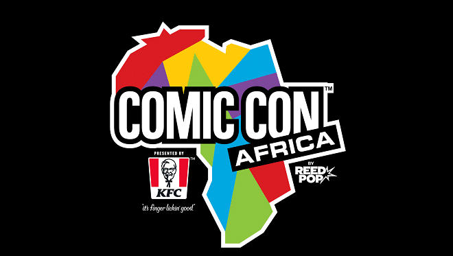 Comic Con Africa 2020 Must Go On (Line)!