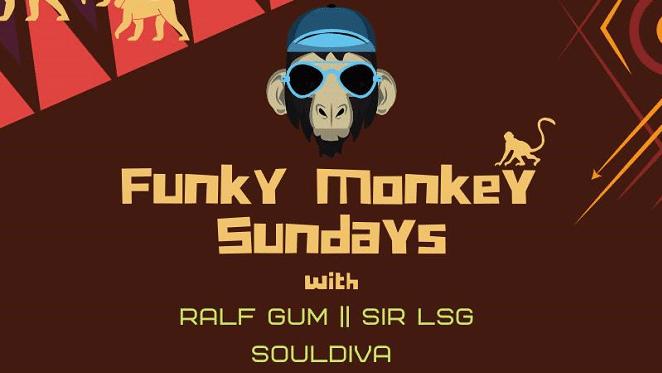 Monkey Shoulder Malt Whiskey Presents Funky Monkey Sundays