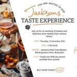 Jacksons Taste Experience By Vinimark Summer Wines
