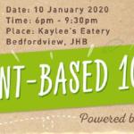 Plant-Based 101 Johannesburg
