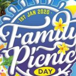New Year's Day Family Picnic
