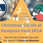 Christmas Carols at Kempton Park SPCA