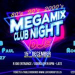 Megamix Club Night