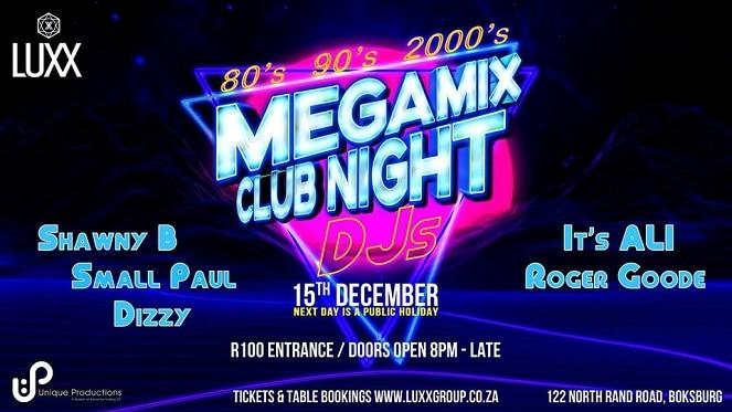 Megamix Club Night