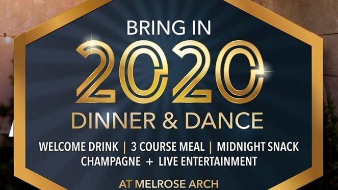 Piza e Vino Melrose Arch