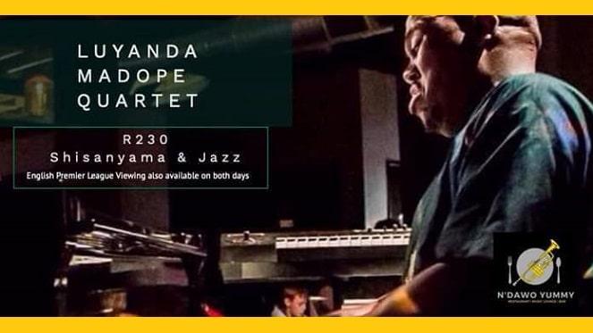 Shisanyama and Jazz Under The Stars
