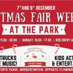 Christmas Fair at the park!