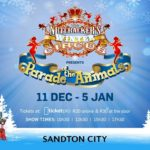 The Nutcracker's Winter Circus Returns To Sandton Cit...