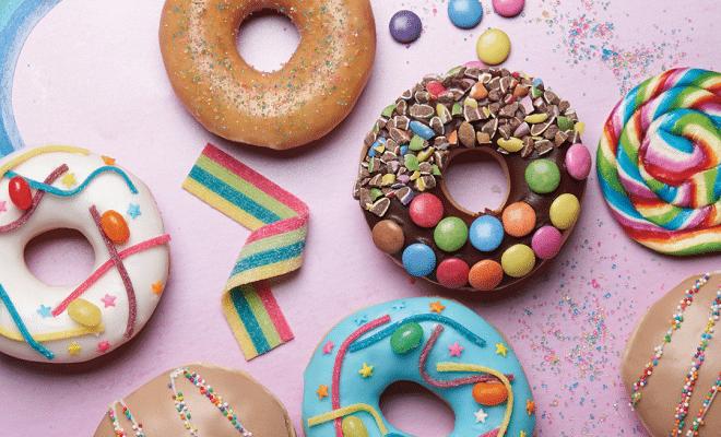 Krispy Kreme Kandyland