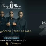 POSTPONED: Boyz II Men South African Tour 2020