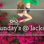 1st Sundays @ Jackson's Real Food Market