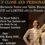 Up Close and Personal With Joburg Ballet