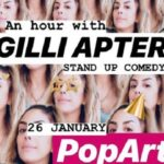 An Hour with Gilli Apter