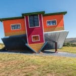 Explore The Upside Down House In Hartbeespoort