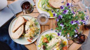 Vegetarian Breakfasts