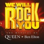 We Will Rock You - The Electrifying Hit Musical