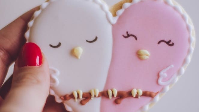 Made With Love – Cookie Decorating Class at SugarBear Bakery
