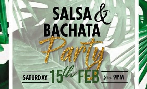 February Salsa And Bachata Party