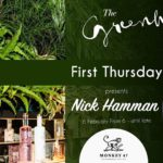 Greenhouse Bar Presents First Thursday With Nick Hamman