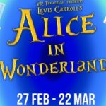 Alice In Wonderland at the Pieter Toerien Theatre