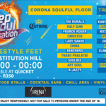 POSTPONED: Deep Soul Sensation Music & Lifestyle Festiv...