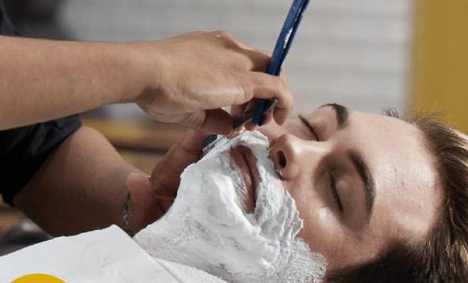 shaving for men