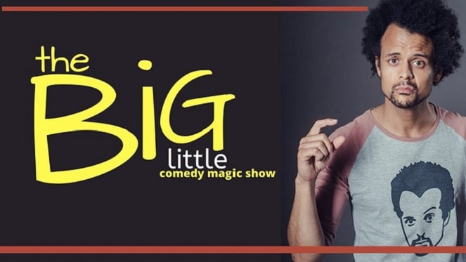 Big Little Comedy Show