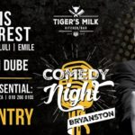 Comedy Night at Tiger's Milk Bryanston