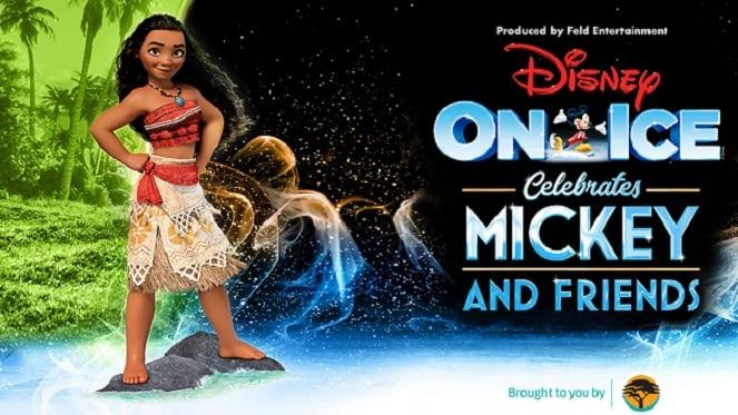Disney On Ice Celebrates Mickey & Friends This June!