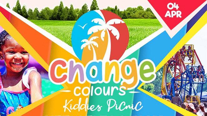 POSTPONED: Change Colours Kiddies Picnic