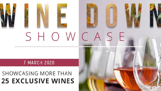 Wine Down Showcase