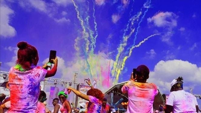 Jozi Colour Festival