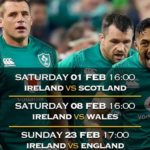 Six Nations Match Screenings At Molly Malones