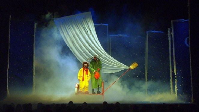 Slava's SnowShow Returns To The Teatro At Montecasino!