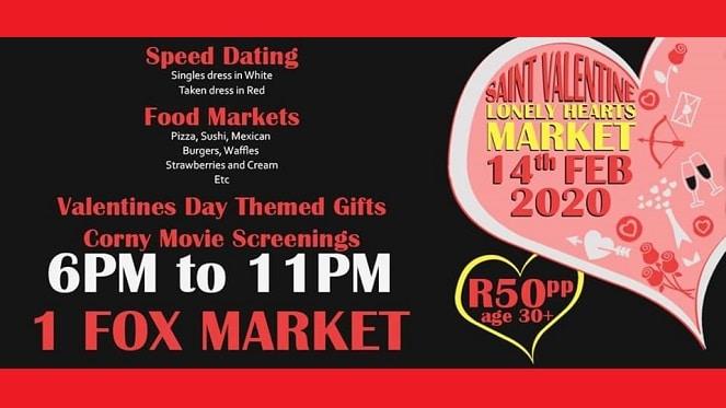 Valentine Lonely Hearts Market