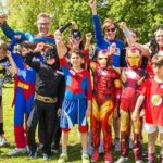 POSTPONED: Superhero Family Festival