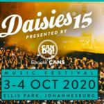 Daisies15 Is Coming To Jozi Brought to You by Can Do!