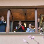 Singing away the coronavirus blues: Making music i...