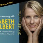 Enjoy A Night In With Elizabeth Gilbert