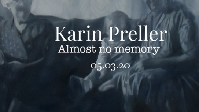POSTPONED: Karin Preller – Almost No Memory