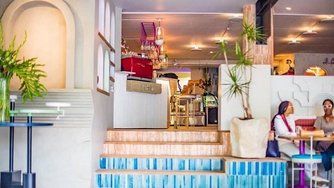 It's A Topsy-Turvy World At Sotto Sopra Italian Restaurant